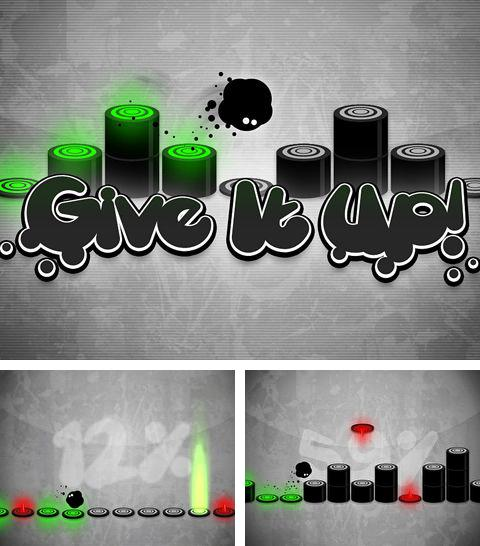 In addition to the game Zombies race plants for iPhone, iPad or iPod, you can also download Give it up! for free.