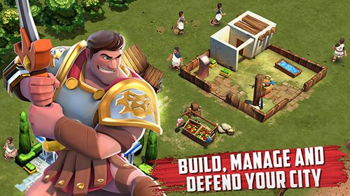Download Gladiator heroes iPhone free game.