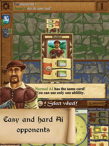 Screenshots vom Spiel Glass road für iPhone, iPad oder iPod.