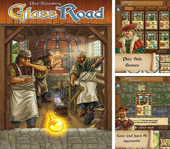 In addition to the game Adventure Run for iPhone, iPad or iPod, you can also download Glass road for free.