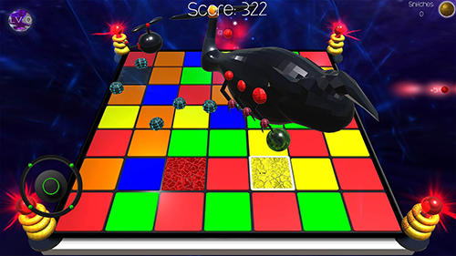 Screenshots of the Globalls game for iPhone, iPad or iPod.