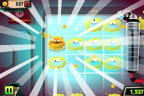 Screenshots of the Globlins game for iPhone, iPad or iPod.