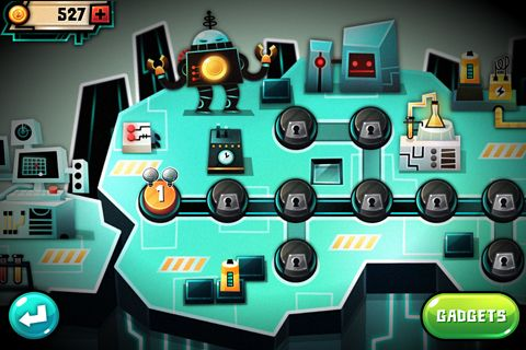 Download Globlins iPhone free game.