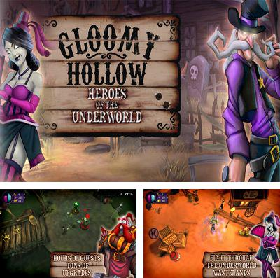 In addition to the game Haunt the house: Terrortown for iPhone, iPad or iPod, you can also download Gloomy Hollow for free.