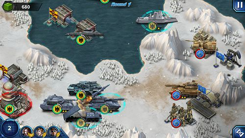 Descarga gratuita de Glory of generals 2 para iPhone, iPad y iPod.