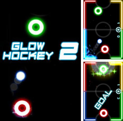In addition to the game Haunted Manor: Lord of Mirrors for iPhone, iPad or iPod, you can also download Glow hockey 2 for free.