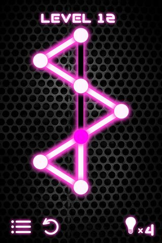 Download Glow puzzle iPhone free game.