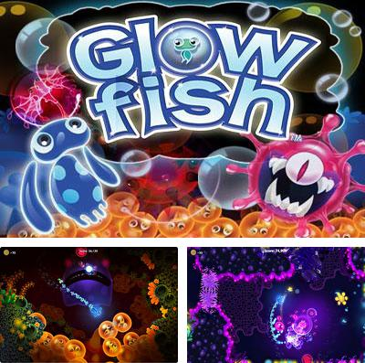 In addition to the game Blocks of pyramid breaker for iPhone, iPad or iPod, you can also download Glowfish HD for free.