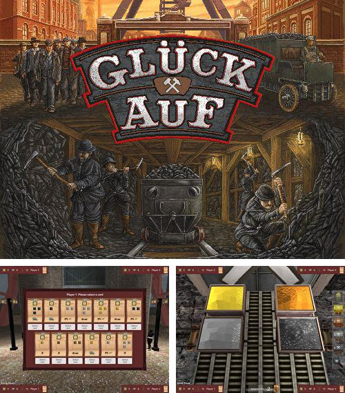 In addition to the game Secret City Pipes for iPhone, iPad or iPod, you can also download Gluck auf for free.