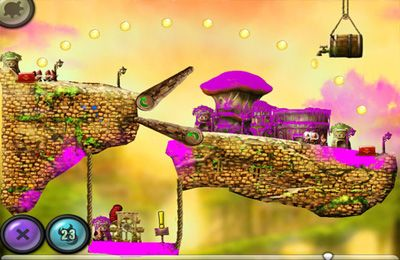 Screenshots do jogo Gnomes para iPhone, iPad ou iPod.