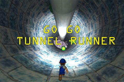 Go go tunnel runner