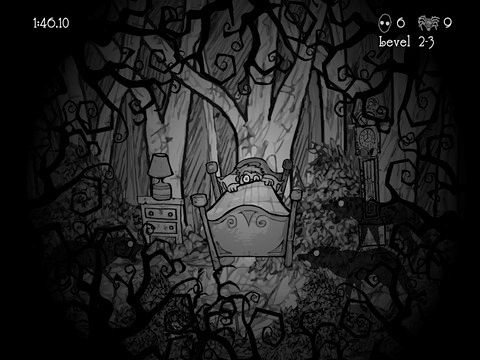 Capturas de pantalla del juego Go to bed: Survive the night para iPhone, iPad o iPod.