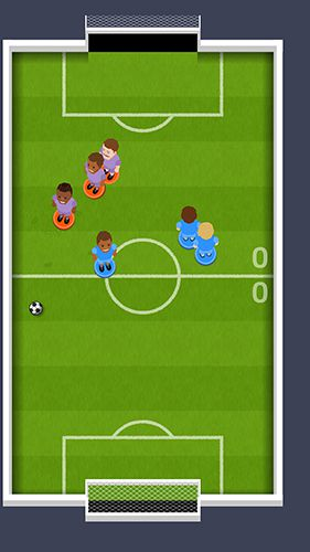 Descarga gratuita de Goal finger para iPhone, iPad y iPod.