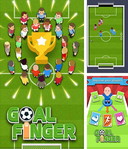 In addition to the game Shoot The Zombirds for iPhone, iPad or iPod, you can also download Goal finger for free.