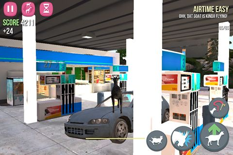 Écrans du jeu Real racing pour iPhone, iPad ou iPod.