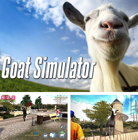 In addition to the game Avoid: Sensory overload for iPhone, iPad or iPod, you can also download Goat simulator for free.