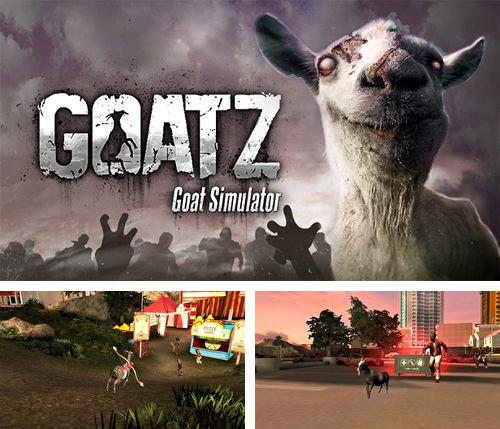 In addition to the game World war 2: Battle of the Atlantic for iPhone, iPad or iPod, you can also download Goat simulator: GoatZ for free.
