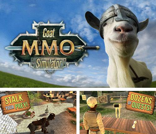 In addition to the game School of Chaos: Online MMORPG for iPhone, iPad or iPod, you can also download Goat simulator: MMO simulator for free.