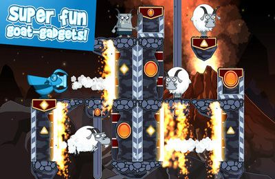 Игра Goats and Gadgets для iPhone