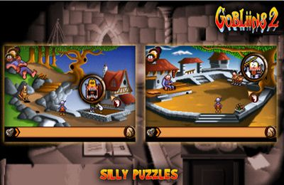 Baixe Gobliins 2 gratuitamente para iPhone, iPad e iPod.