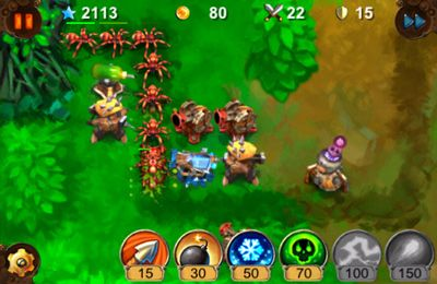 Descarga gratuita de Goblin Gun HD para iPhone, iPad y iPod.