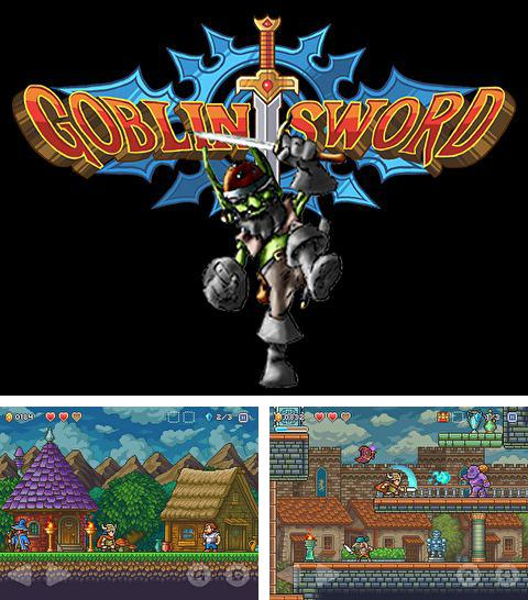 In addition to the game The lost treasure island 3D for iPhone, iPad or iPod, you can also download Goblin sword for free.