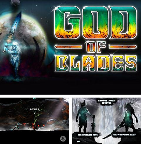 In addition to the game Ninboo: Galaxy runner for iPhone, iPad or iPod, you can also download God of blades for free.