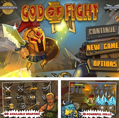 In addition to the game Zombies Ate My Friends for iPhone, iPad or iPod, you can also download God of Fight for free.
