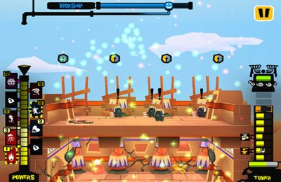 Download Gods vs. Humans iPhone free game.