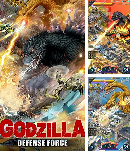 Download Godzilla defense force iPhone free game.