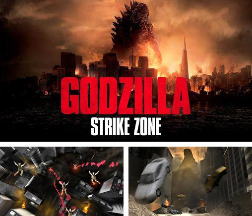 In addition to the game Frontline Commando: D-Day for iPhone, iPad or iPod, you can also download Godzilla: Strike zone for free.