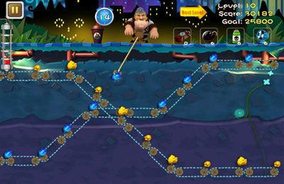 Descarga gratuita de Gold Miner – OL Joy para iPhone, iPad y iPod.