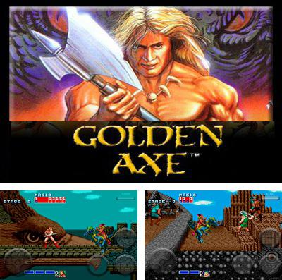 In addition to the game Zombie Kill Zone for iPhone, iPad or iPod, you can also download Golden Axe for free.