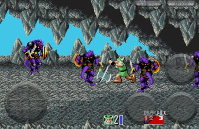 Download Golden Axe 2 iPhone free game.
