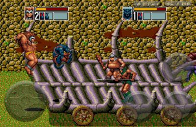 Descarga gratuita de Golden Axe 3 para iPhone, iPad y iPod.