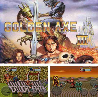 In addition to the game Crazy Chicken: Pirates - Christmas Edition for iPhone, iPad or iPod, you can also download Golden Axe 3 for free.