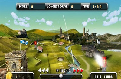 Free Golf Battle 3D download for iPhone, iPad and iPod.