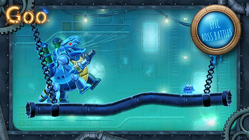 Download Goo saga iPhone free game.