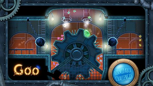 Free Goo saga download for iPhone, iPad and iPod.