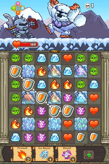 Baixe Good knight story gratuitamente para iPhone, iPad e iPod.