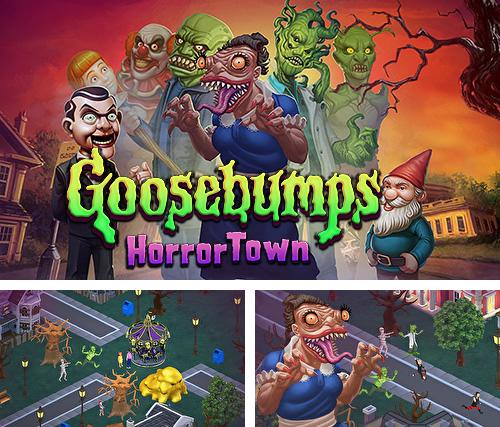 Download Goosebumps: Horror town iPhone free game.
