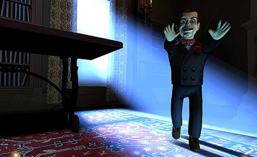 Screenshots do jogo Goosebumps: Night of scares para iPhone, iPad ou iPod.