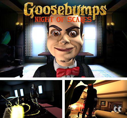 In addition to the game Asphalt street storm racing for iPhone, iPad or iPod, you can also download Goosebumps: Night of scares for free.