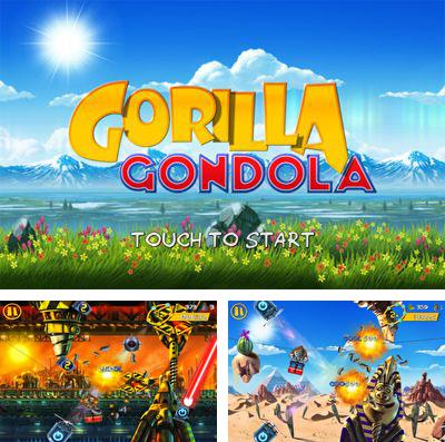 In addition to the game Tarzan Unleashed for iPhone, iPad or iPod, you can also download Gorilla Gondola for free.