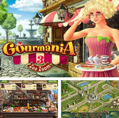 In addition to the game Flippy knife for iPhone, iPad or iPod, you can also download Gourmania 3 for free.