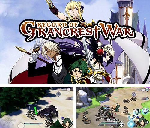 In addition to the game Golden Ninja Pro for iPhone, iPad or iPod, you can also download Grancrest war: Quartet conflict for free.