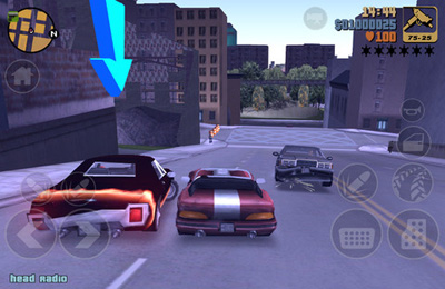 Геймплей Need for Speed SHIFT 2 Unleashed (World) для Айпад.