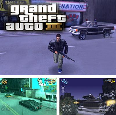 In addition to the game Zombie mania for iPhone, iPad or iPod, you can also download Grand Theft Auto 3 for free.