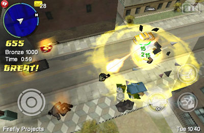 iPhone、iPad および iPod 用のGrand Theft Auto: Chinatown Warsの無料ダウンロード。