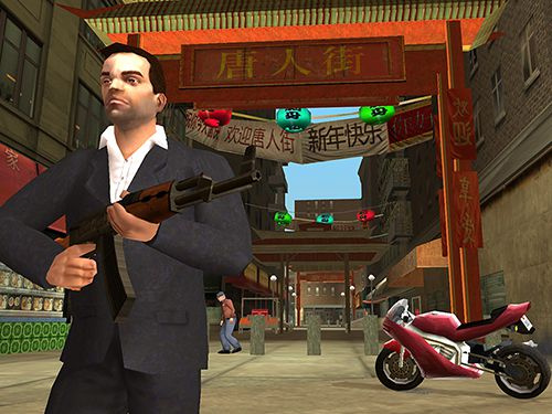 Baixe o jogo Grand theft auto: Liberty city stories para iPhone gratuitamente.